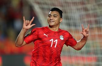 مصطفى محمد يحصد لقب هداف كأس الأمم الإفريقية تحت 23 عاما