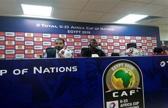 مدرب غانا يتحدث عن التأهل لنصف نهائي أمم إفريقيا تحت 23 عاما