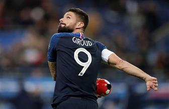 فرنسا تحتفل بالتأهل لأمم أوروبا بالفوز على مولدوفا بهدفين