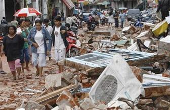 أضرار ببعض المنازل والكنائس جراء زلزال شرق إندونيسيا