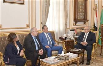 رئيس جامعة القاهرة يستقبل وفد جامعة بوخارست لبحث سبل التعاون المشترك| صور