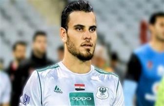 أحمد جمعة يغادر معسكر المنتخب بعد تعرضه للإصابة