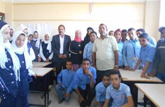 محافظة أسيوط تنظم ندوات توعية بالحفاظ على البيئة للطلاب| صور