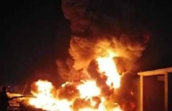 ارتفاع عدد ضحايا حريق إيتاى البارود إلى 8 متوفين.. وحبس صاحب الأرض