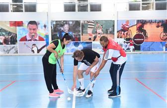 مصر تستضيف الكأس الإقليمية للفلوربول المؤهلة للألعاب الشتوية للأوليمبياد الخاص