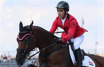 الأولمبية تهنئ محمد زيادة بذهبية بطولة الجائزة الكبرى للفروسية بالإمارات
