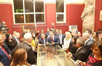 وزير الآثار: المتحف المصري بالتحرير وكنوزه الأثرية الفريدة سفيرا فوق العادة لمصر |صور