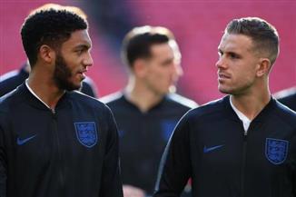 ثنائي ليفربول هندرسون وجوميز خارج قائمة إنجلترا لمواجهة كوسوفو