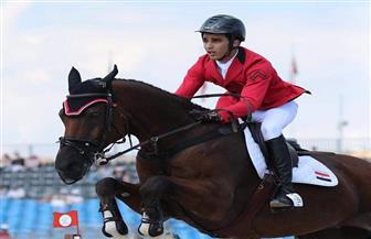 ختام منافسات البطولة الدولية للفروسية