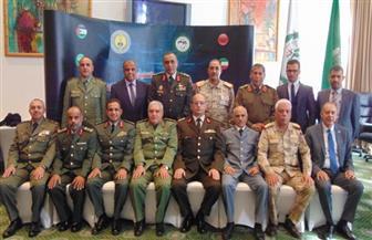 المكتب التنفيذي للاتحاد العربي للرياضة العسكرية يختتم فعالياته بشرم الشيخ