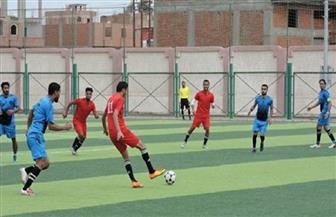 مركز شباب شبرانبات يصعد لنهائي دوري مراكز الشباب