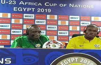 مدرب جنوب إفريقيا: جئنا إلى مصر لتحقيق اللقب