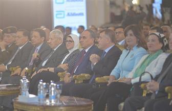 وزيرة الصحة تشارك في مؤتمر الأهرام الأول للدواء