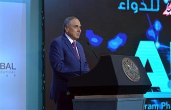 عبدالمحسن سلامة: لجنة دائمة من مؤتمر الأهرام للدواء لعرض مشكلات الصناعة على المسئولين