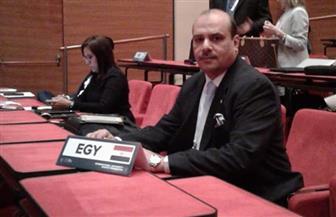 """الجيوشي ممثلا لمصر في """"عمومية"""" الاتحاد الدولي للرياضة الجامعية بإيطاليا"""