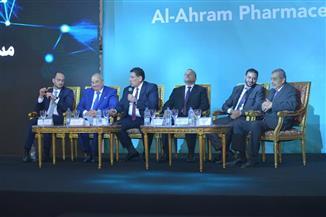 """مشاركون بمؤتمر """"الأهرام"""": صادرات مصر للدواء تتخطى 5 مليارات جنيه عام 2030"""