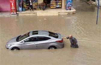 رفع حالة الطوارئ وغرفة عمليات لمتابعة الظروف الجوية في شمال سيناء| صور