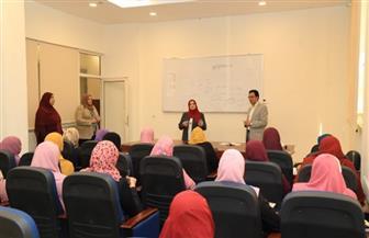 """""""البحوث الإسلامية"""" ينظم دورة لتنمية المهارات الإعلامية لواعظات الأزهر"""