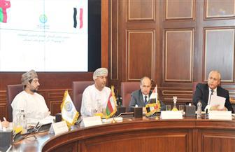 بدء الاجتماع الأول لمجلس الأعمال المصري العماني المشترك بالعاصمة مسقط