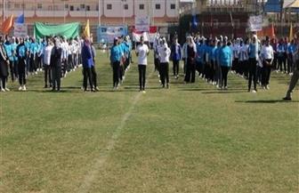 11 دولة إفريقية تشارك في أولمبياد الفتاة الإفريقية لطالبات الجامعات بأسوان