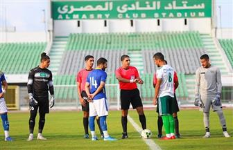 المصري يفوز على طنطا وديا