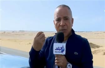 أحمد موسى: كلفة طريق شرم الشيخ الجديد بلغت نحو 3.5 مليار جنيه| فيديو