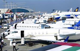 مشاركة مصرية في معرض دبي الدولي للطيران 2019