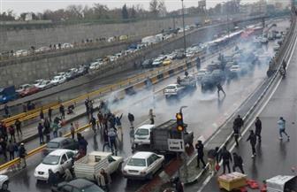 توقيف 40 شخصا خلال احتجاجات في مدينة يزد الإيرانية