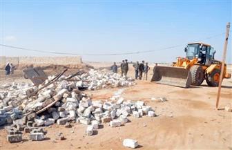 محافظ أسيوط: تنفيذ 98 حالة إزالة بمركز منفلوط واسترداد 5548 فدانا | صور
