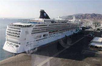 ميناء سفاجا البحري يستقبل سفينة سياحية عالمية | صور