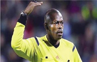 الجابونى كاستان يدير مباراة الزمالك ومازيمبى بدوري أبطال إفريقيا