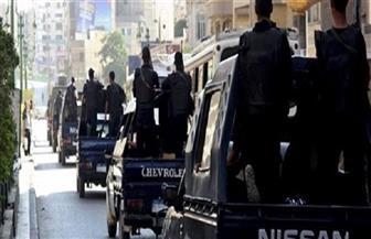 ضبط 33 قطعة سلاح و125 هاربا وتنفيذ 1800 حكم وتحرير 3500 مخالفة مرورية بالمنيا