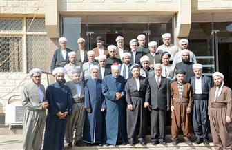 اليوم بمنظمة خريجي الأزهر.. انطلاق فاعليات الدورة التدريبية لـ24 عالما وإماما من كردستان العراق