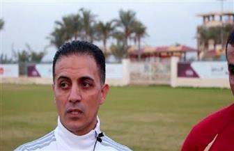 وفاة والدة أحمد صالح مدرب منتخب الشباب ونجم الزمالك السابق