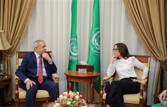 القنصل الفرنسي تزور الأكاديمية العربية بالإسكندرية لبحث التعاون المشترك | صور