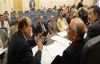 """""""رسلان"""" يعلن موافقة الحكومة على اقتراح برغبة الانتهاء من """"الصرف الصحي"""" بالحمام"""