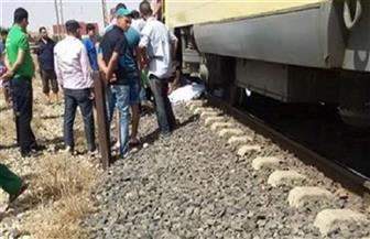 مصرع سيدة صدمها قطار بالعياط