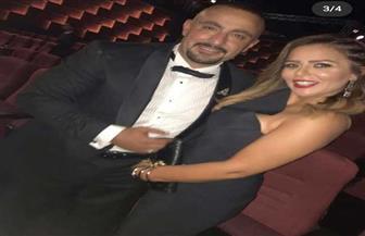أحمد السقا يحتفل بعيد زواجه| صور