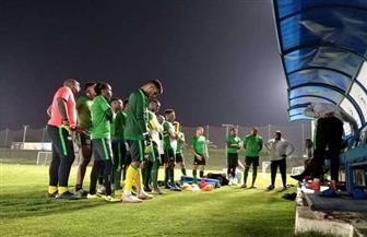 منتخب جنوب إفريقيا يخوض مرانا قويا استعدادا لمواجهة مصر| صور
