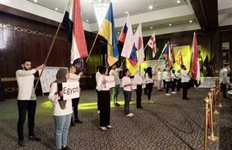 افتتاح بطولة العالم الرابعة عشر وبطولة إفريقيا الأولى لرفع الأثقال والبنش للمكفوفين