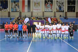 مصر تفوز على الإمارات في الكأس الإقليمي لـ«الفلوربول»