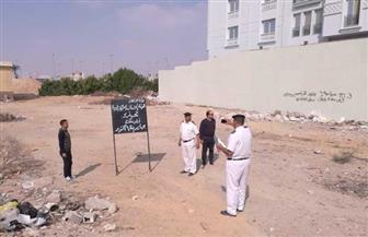 تنفيذ 24 قرارا لسحب قطع سكنية لعدم ثبوت جدية الغرض من التخصيص بمدينة 6 أكتوبر | صور