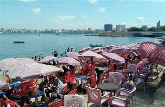 """""""السياحة والمصايف"""" بالإسكندرية: مليون و130 ألف جنيه غرامات الشواطئ في 3 أشهر"""