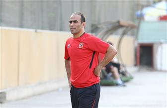 عبد الحفيظ يطمئن على لاعبي الأهلي الدوليين