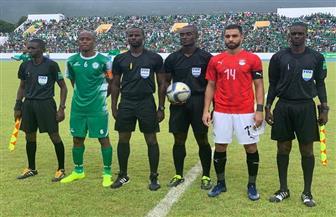 انطلاق مباراة مصر وجزر القمر في تصفيات أمم إفريقيا