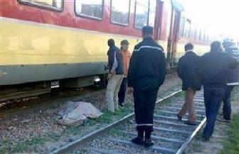 مصرع مواطن دهسه قطار خلال عبوره شريط السكة الحديد بالمحلة الكبرى