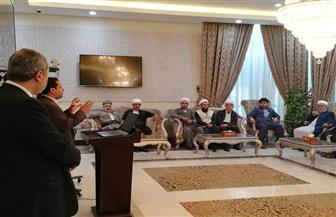 مرصد الأزهر يستقبل وفدا من أئمة وخطباء كردستان