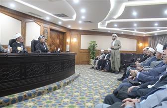 """وكيل الأزهر لأئمة """"كردستان"""": """"الإنسانية"""" أحوج ما تكون إلى دعاة لتصحيح الأفكار المغلوطة"""