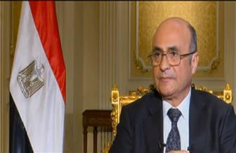 وزيرالعدل يتلقى مشروع نادي القضاة لتطوير السلطة القضائية