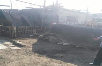 استرداد 153 فدانا و16 قيراطا من أراضى الدولة بالشرقية | صور